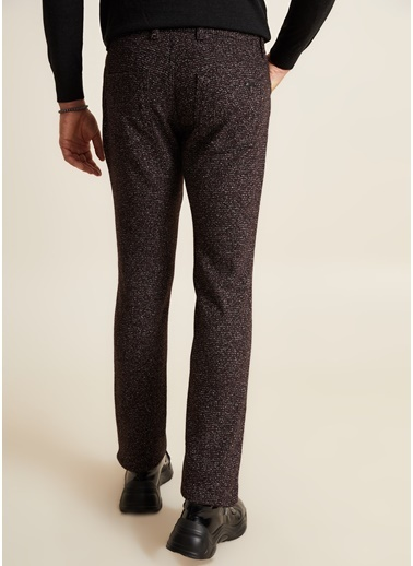 Bisse BPNS19K19506 Slim Fit Spor Pantolon Kırmızı